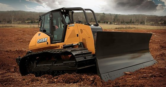 Case Crawler Dozers In Australia