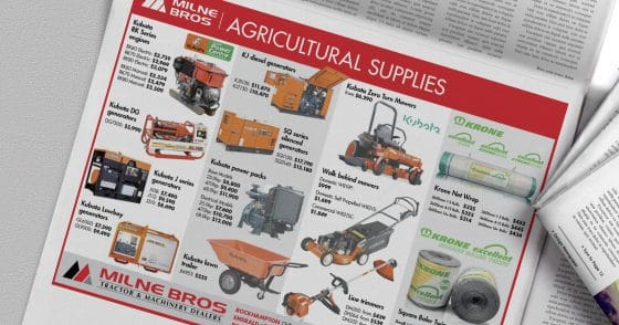 Our latest advertised Ag Supplies deals