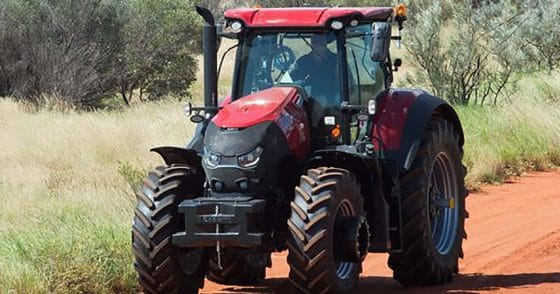 The wait is over… Case IH's Optum CVT is coming to Australia in mid-2017