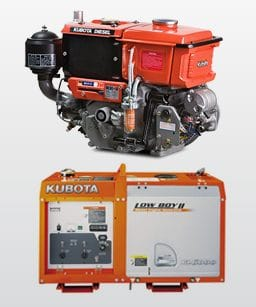 Kubota Power