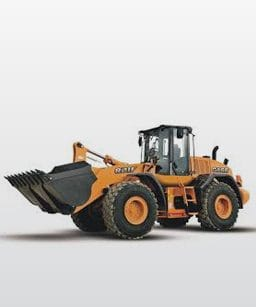 Case CE Wheel Loaders
